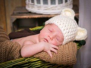 Luca - Sesión recién nacido